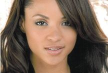 "Sal Stowers / Sal Stowers plays Cassandra on the American soap opera ""All My Children"".  / by TOLN Soaps"