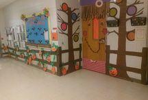 Fall Classroom Decorations / by Julie Schaeper Bonar