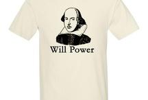 Shakespeare Merchandise / by NoSweatShakespeare