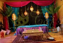 Desi wedding stages / by sumbul khan