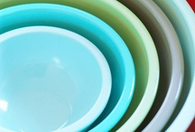 Vintage Nesting Bowls / by Debra Wagner