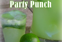 Punch Recipes / by The Purple Painted Lady ~ Tricia Kuntz