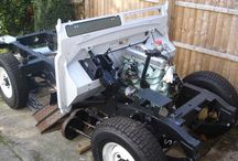 Fact of the Day / Random and interesting facts about your Landy.  / by Pegasus Parts
