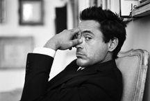 Robert Downey / by Lorata Holmes