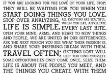 Life Lessons / by Amanda David