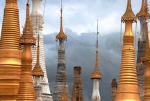 Southeast Asia / Thailand, Malaysia, Cambodia, Laos, Vietnam / by Jackie Tran