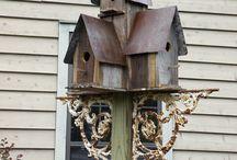 Birdhouses / by AnnieLorraine