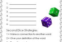 Vocabulary & Word Work / by Braidi Fredrickson