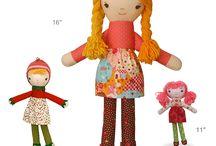 dolls / by Diana McDonough