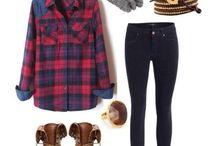 Fashion-Winter / by Courtney @holdingcourtblog