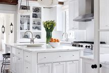 kitchen & dining | white  / by Angie Helm Interiors