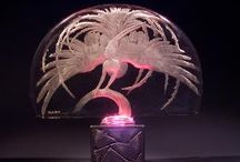 Lalique and other crystal / by Harriet Swindell