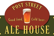 Post Street Ale House / by The Davenport Hotel Collection