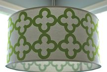 Lamps & Lamp shade projects / by Barb Camp -Second Chance to Dream