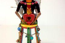 Santos Art Dolls / by Martina Fuchs