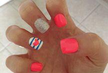 Nails! / by Presley Underwood