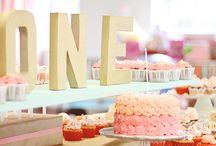 P's 1st Birthday / by Toni Ricksger