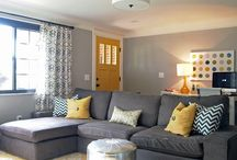Decor: Family Room / by Swoodson Says
