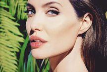 Angelina Jolie / by Rand Smadi