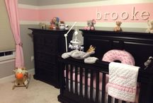 Baby Brooke's Nursery / by Ashley Ziomek