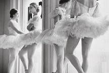 A balletic pose / by Emily Vestal