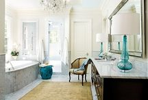 Bathrooms / by Stacy Kristynik
