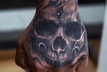 tattoos / by James Dimmock