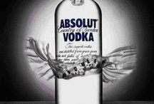 Absolut Vodka / by Karin Ashlee