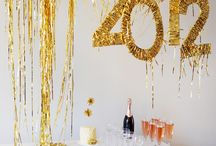 New Year's Eve Ideas / by Thea Neubauer