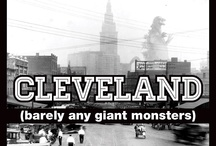 You can take the kid out of Cleveland... / by Jill Zee