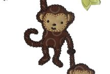 Monkeys.... / by Elizabeth Burkey-Humke