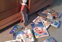 Elf on the shelf / by Cindi Slawson