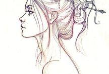 Inspiration Art / by Dana Bergstrom