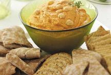Dips and appetizers / by Max Power