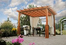 Outdoor Patio Living / Enjoy the outdoors on your patio. / by Best in Backyards