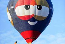 Hot Air Balloons / Hot Air Balloons / by Daelene Jansen