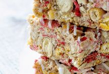 Rice Krispy treats  / by Country Cupboard Cookies