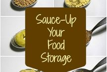Food storage / by Sandra Gilchrist