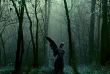 Cemeteries, Angels, Statues / by KiperCreations