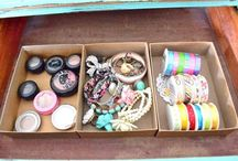 Organizing  / by Lauren Hernandez