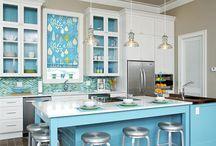 INTERIORS: Kitchens / by Pencil Shavings Studio