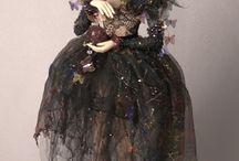 dolls / by Anita Stanke
