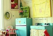 little kitchen set project / by Brandy Duke Shelton
