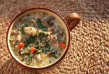 Other Food Blogger's Delectable Dishes! / by The Organic Kitchen (Linda Spiker)