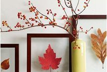 Fall Decorations / by Shelia Vinson