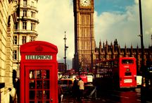 London / Where's my english breakfast?! / by Elissa Bodenhorn