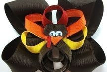 DIY - Hairbows - Fall / by Danielle Patterson