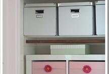 Organizing kids closet / How to organizing Abby's closet  / by Jennifer Lind