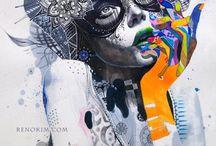 Art - Illustration / by The Big Machine