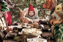 woodland party / by Leslie @cute and peculiar
